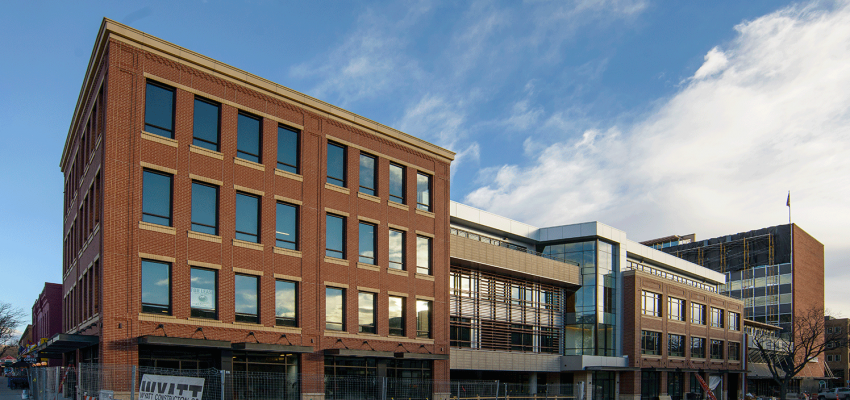 Curtain Wall & Storefront Fabrication Systems | Commercial
