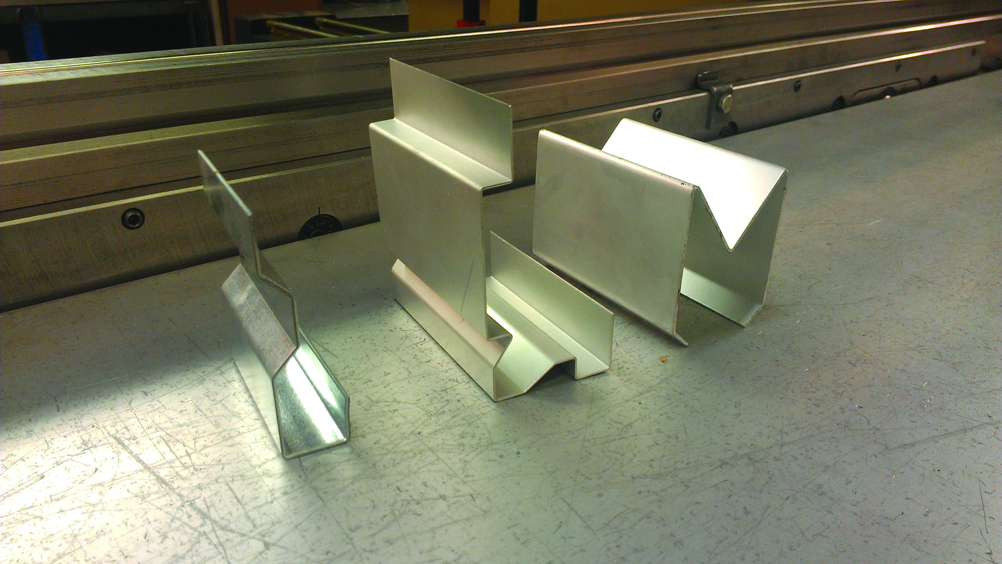 Brake Metal | Commercial Architectural Products, Inc